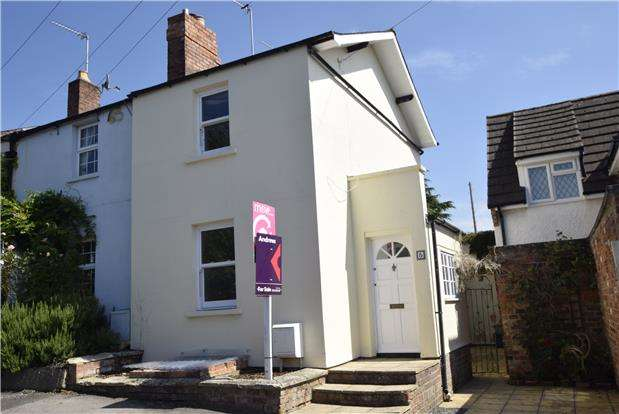 3 Bedrooms End Of Terrace House for sale in Oakland Street, Charlton Kings, CHELTENHAM, Gloucestershire, GL53