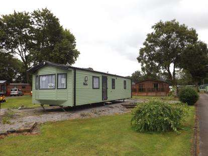 2 Bedrooms Mobile Home for sale in Garsdale Road, Sedburgh, Cumbria, United Kingdom, LA10
