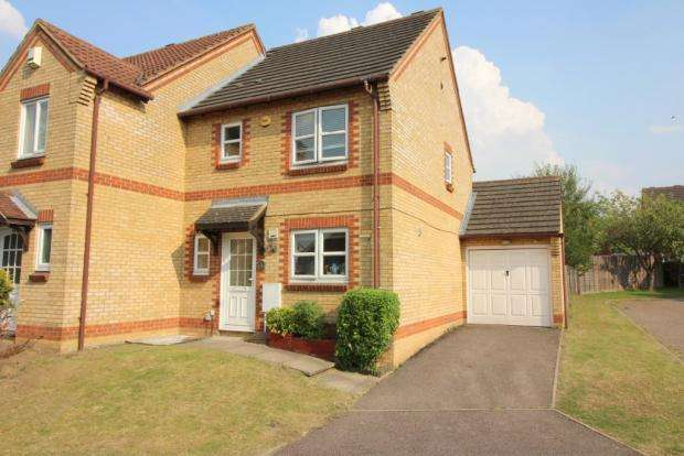3 Bedrooms Semi Detached House for sale in The Belfry, Luton, Bedfordshire, LU2 7GA