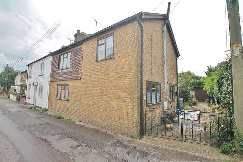 3 Bedrooms End Of Terrace House for sale in Reed Street, Cliffe, Rochester, ME3 7UN