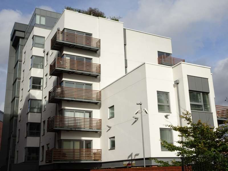 2 Bedrooms Apartment Flat for rent in Devell House, 11 Rusholme Place, Rusholme, M14