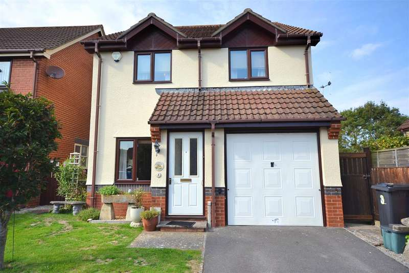 3 Bedrooms Detached House for sale in Dodhams Farm Close, Bridport
