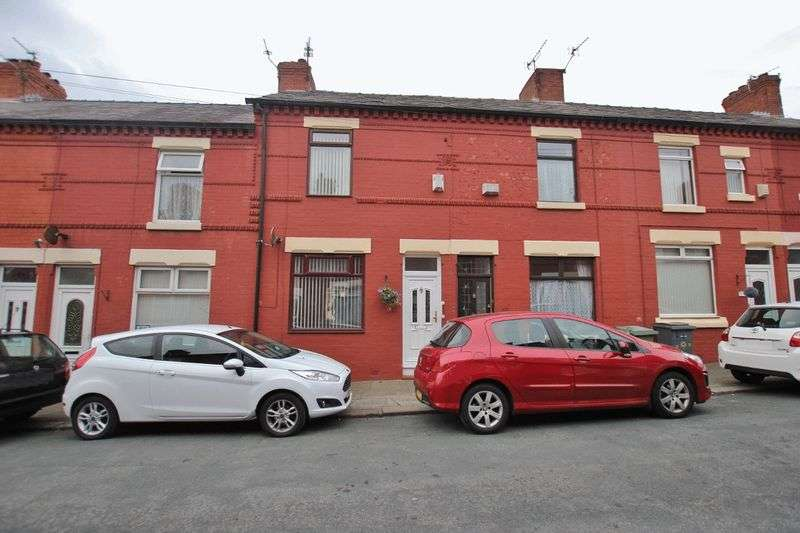 2 Bedrooms Property for sale in Greenbank Avenue, Wallasey, Wirral