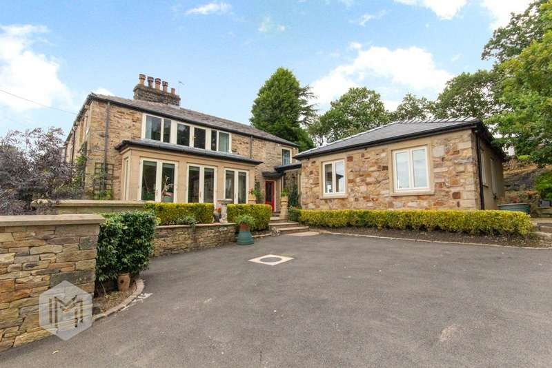 3 Bedrooms House for sale in Wilderswood, Horwich, Bolton, BL6
