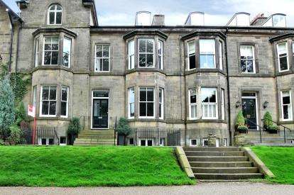3 Bedrooms Terraced House for sale in Cavendish Villas, Broad Walk, Buxton, Derbyshire