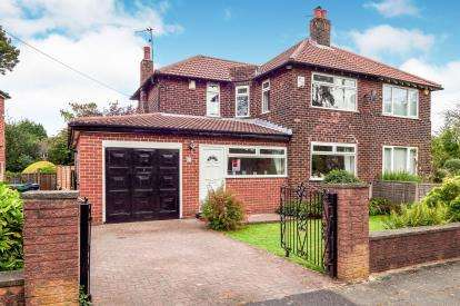 3 Bedrooms Semi Detached House for sale in Shawdene Road, Northenden, Manchester, Gtr Manchester