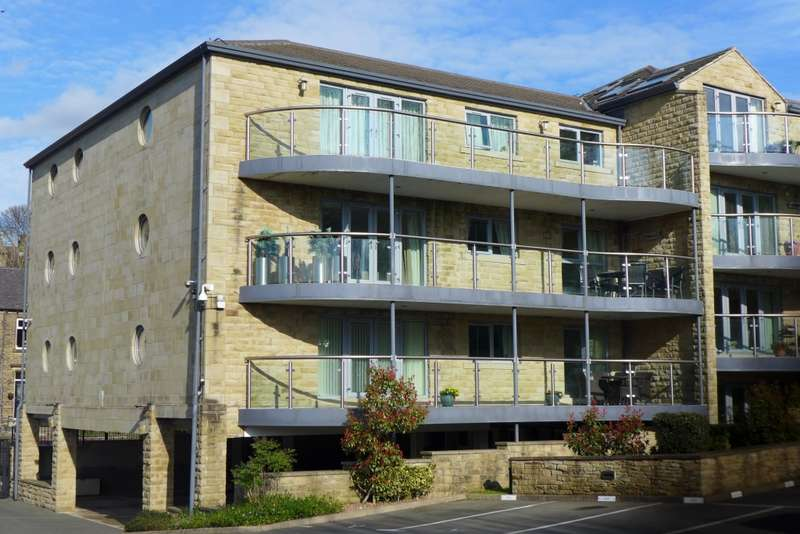 2 Bedrooms Apartment Flat for rent in Somersbury Court Somersbury Court, 262 Somerset Road, Huddersfield, HD5