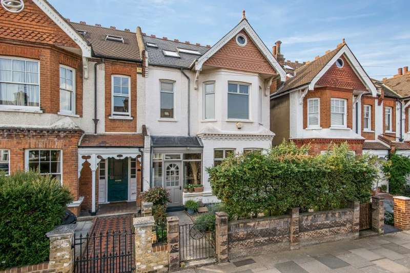 5 Bedrooms Semi Detached House for sale in Norbiton Avenue, Kingston upon Thames KT1