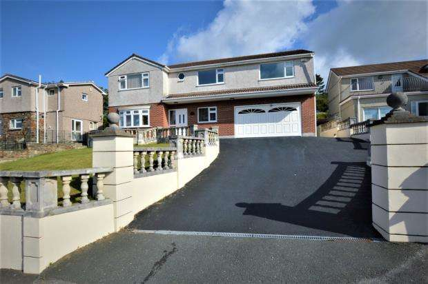 6 Bedrooms Detached House for sale in Devonia Close, Plymouth, Devon