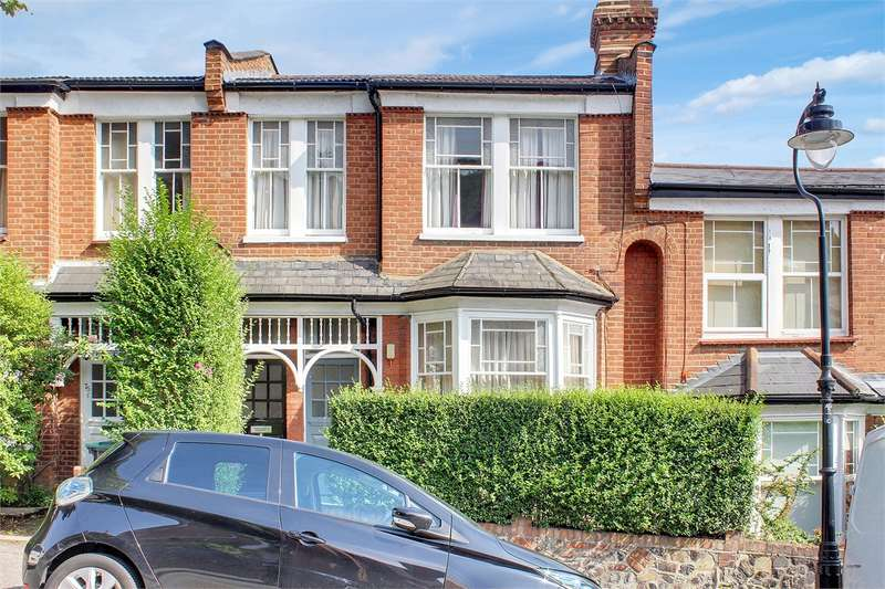2 Bedrooms Flat for sale in Alexandra Gardens, Muswell Hill, London