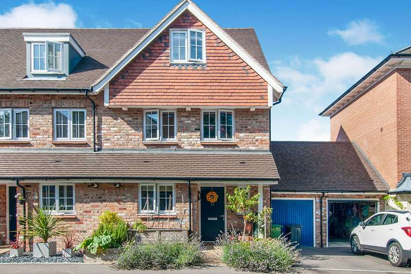 4 Bedrooms End Of Terrace House for sale in Woodlands Way, Hastings, East Sussex, TN34