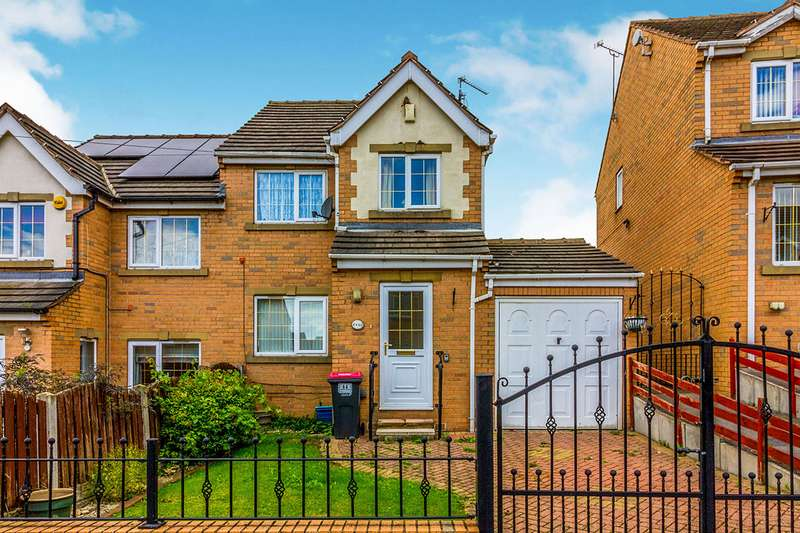 3 Bedrooms Semi Detached House for sale in Ashwood Road, Parkgate, Rotherham, S62