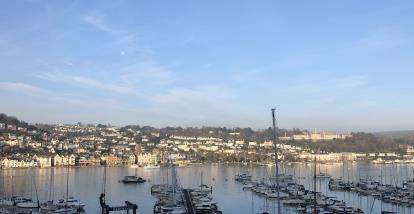 3 Bedrooms Flat for sale in Kingswear, Devon, United Kingdom