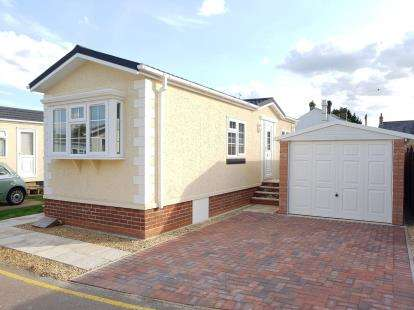 1 Bedroom Bungalow for sale in Long Close, Station Road, Lower Stondon, Henlow