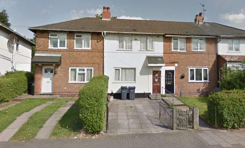 3 Bedrooms Terraced House for sale in Yarnfield Road, Birmingham, B11