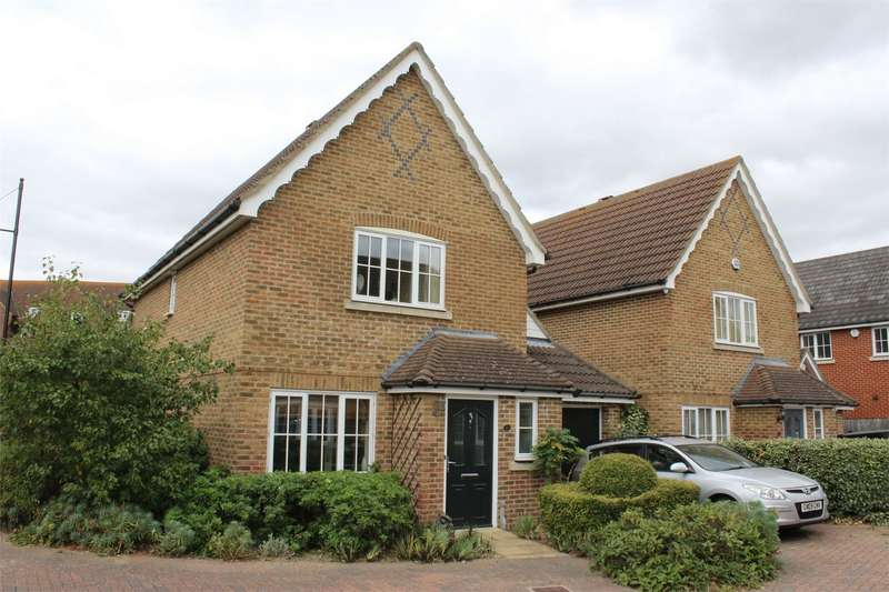 3 Bedrooms Detached House for sale in Ringlet Road, St Marys Island, CHATHAM, Kent