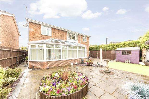5 Bedrooms Detached House for sale in Cadwell Drive, Maidenhead, Berkshire