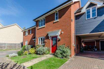 3 Bedrooms Semi Detached House for sale in Highfields Caldecote, Cambridge, Cambridgeshire