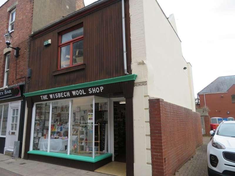 Showroom Commercial for sale in Union Street, Wisbech, PE13 1DJ