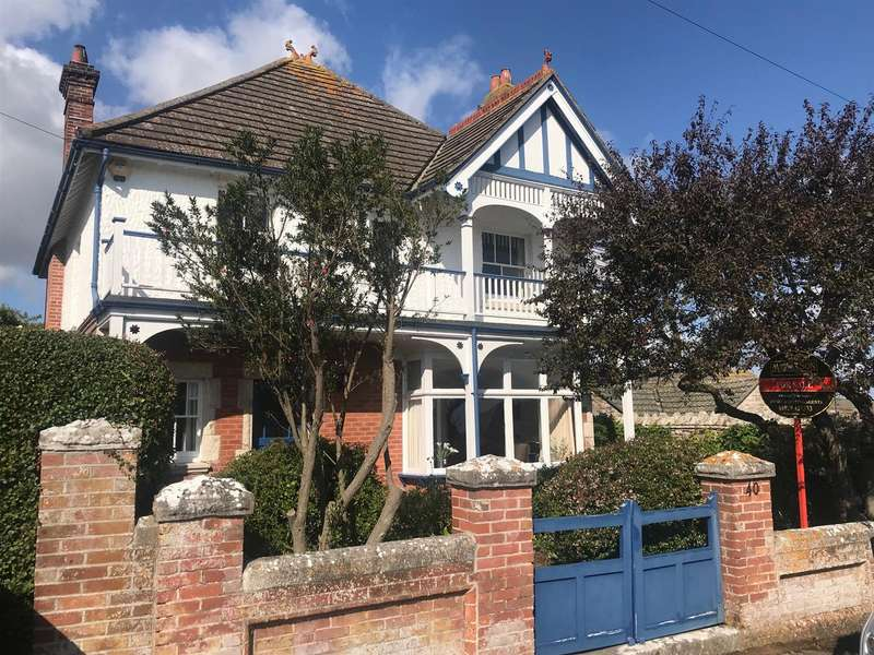5 Bedrooms Detached House for sale in Newton Road, Swanage