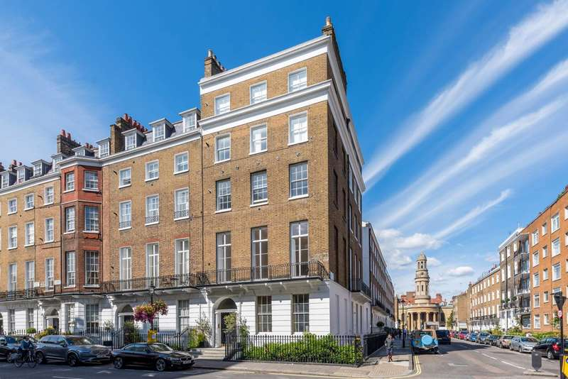2 Bedrooms Flat for sale in Bryanston Square, Marylebone, W1H