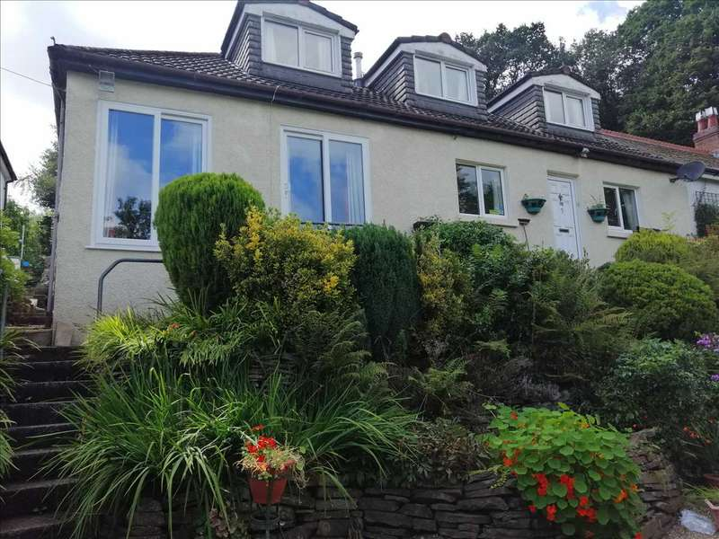 3 Bedrooms Bungalow for sale in Gwenllian Tce, Pontypridd