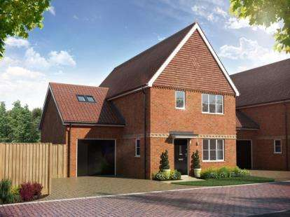 4 Bedrooms Detached House for sale in The Ridings, Upper Caldecote