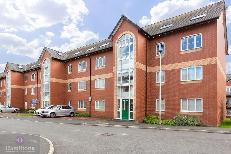 2 Bedrooms Penthouse Flat for sale in Stott Wharf, Leigh, Greater Manchester. WN7 2ER