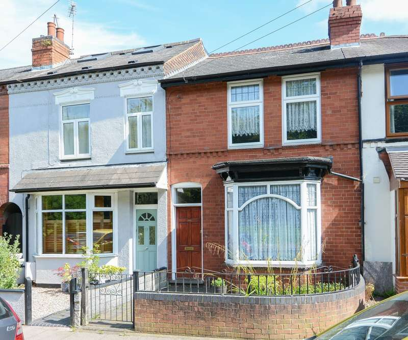 3 Bedrooms Terraced House for sale in Barclay Road, Bearwood, B67