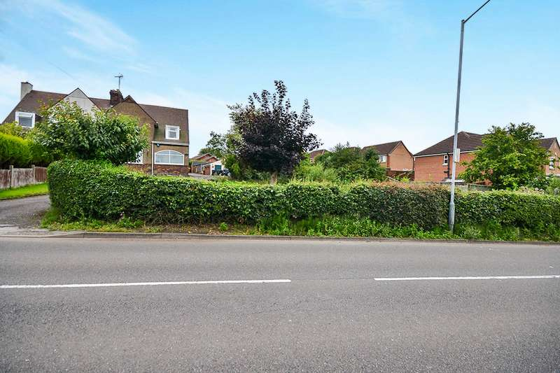 Land Commercial for sale in Skegby Road, Kirkby-In-Ashfield, Nottingham, NG17