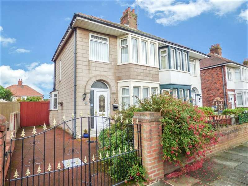 3 Bedrooms Semi Detached House for sale in Rockingham Road, Bispham, Blackpool