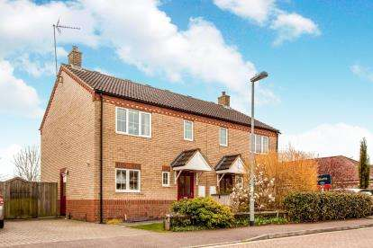 3 Bedrooms Semi Detached House for sale in Coton, Cambridge, Cambridgeshire