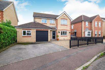 4 Bedrooms Detached House for sale in Doddington, March, Cambridgeshire