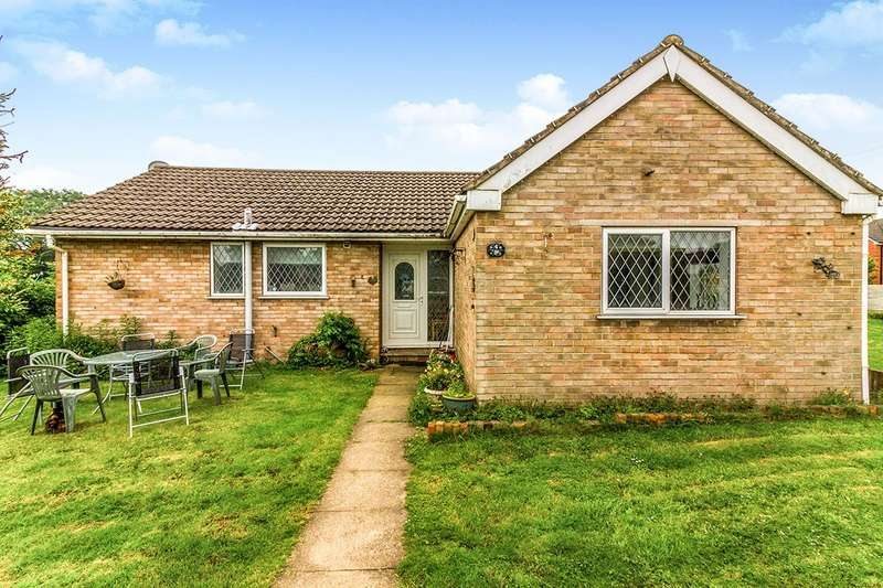 4 Bedrooms Detached Bungalow for sale in Poplar Avenue, Shafton, Barnsley, South Yorkshire, S72