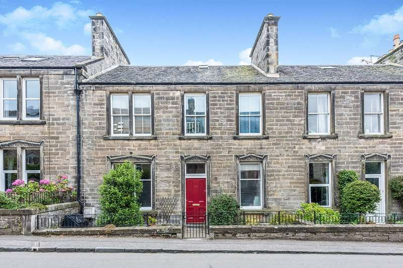3 Bedrooms Apartment Flat for sale in Main Street, Aberdour, Burntisland, Fife, KY3