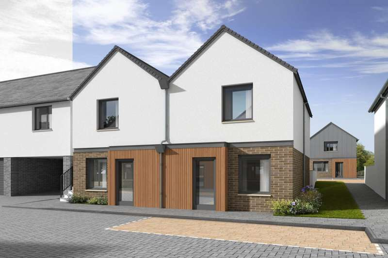 2 Bedrooms House for sale in Caerlee Mill, Innerleithen, Peeblesshire, EH44