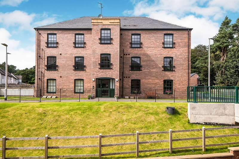 1 Bedroom Apartment Flat for sale in Old Dalmore Path, Auchendinny, Penicuik, Midlothian, EH26