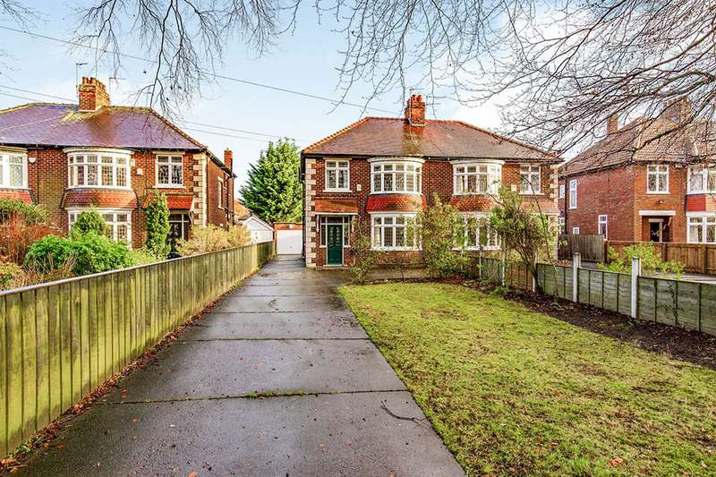 3 Bedrooms Semi Detached House for sale in Acklam Road, Middlesbrough, Cleveland, TS5