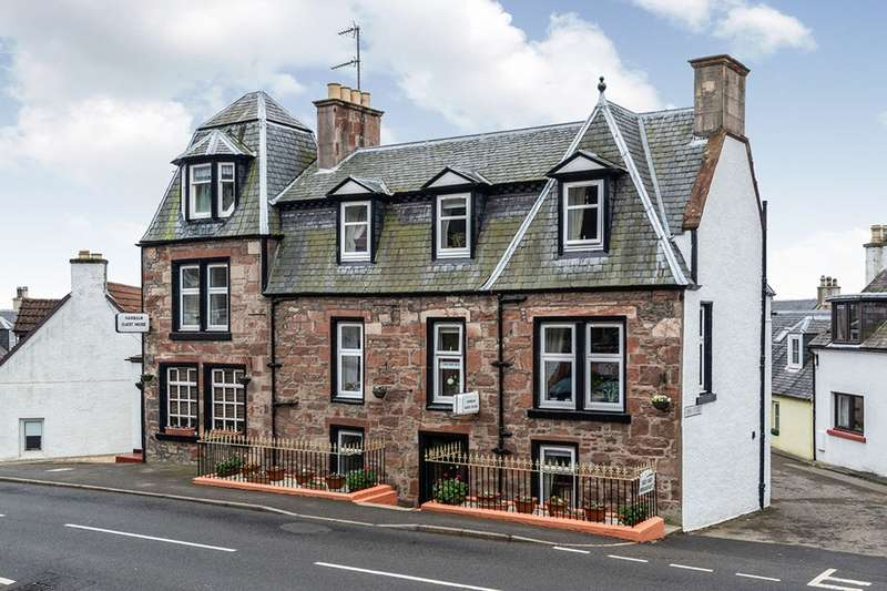 7 Bedrooms Detached House for sale in High Street, Avoch, Ross-Shire, IV9