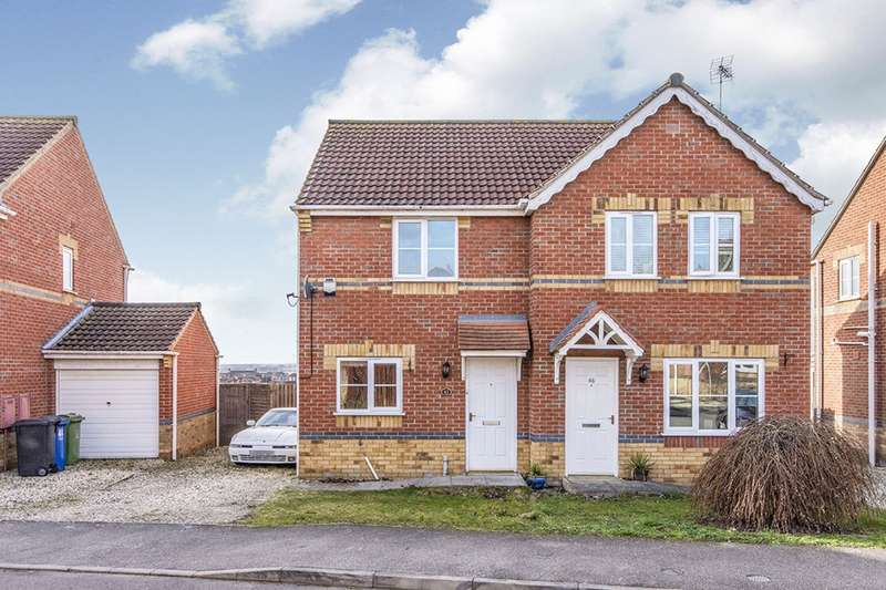 2 Bedrooms House for sale in Juniper Way, Gainsborough, Lincolnshire, DN21