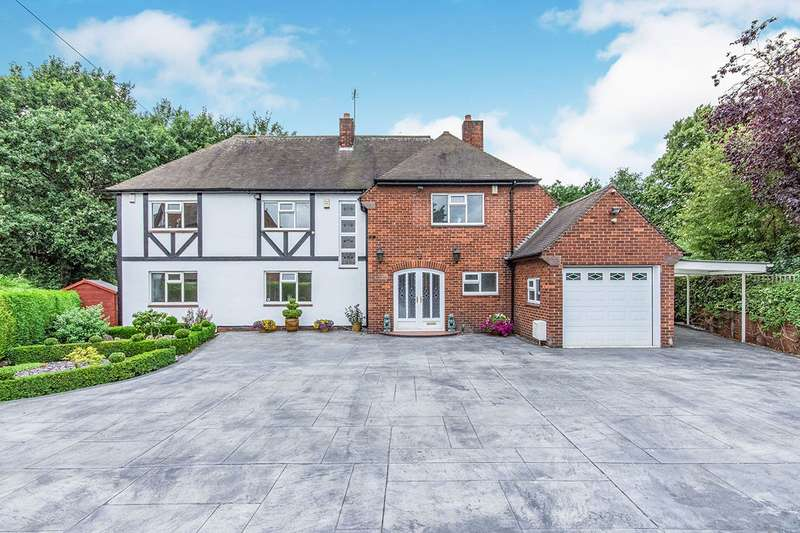 4 Bedrooms Detached House for sale in Rose Hill Rise, Bessacarr, Doncaster, South Yorkshire, DN4