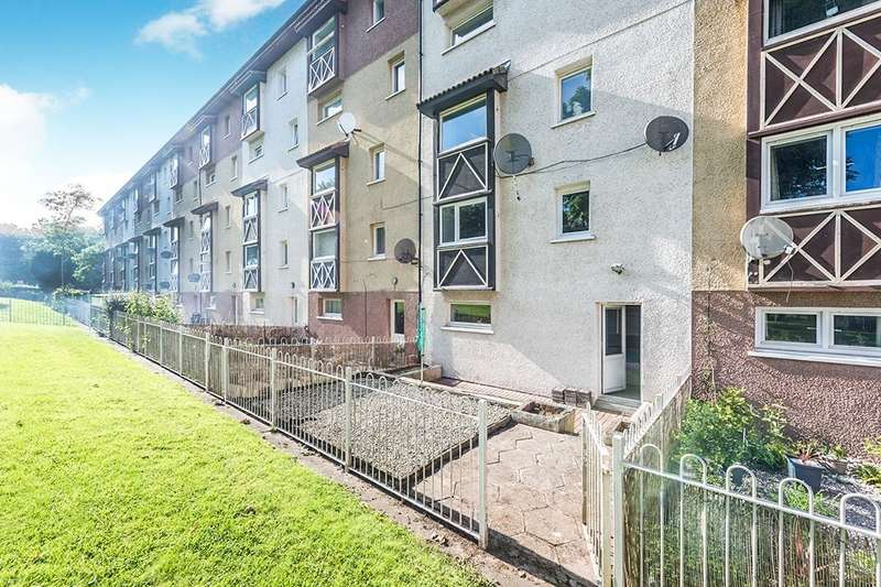 2 Bedrooms Apartment Flat for sale in Lulworth Court, Dundee, DD4