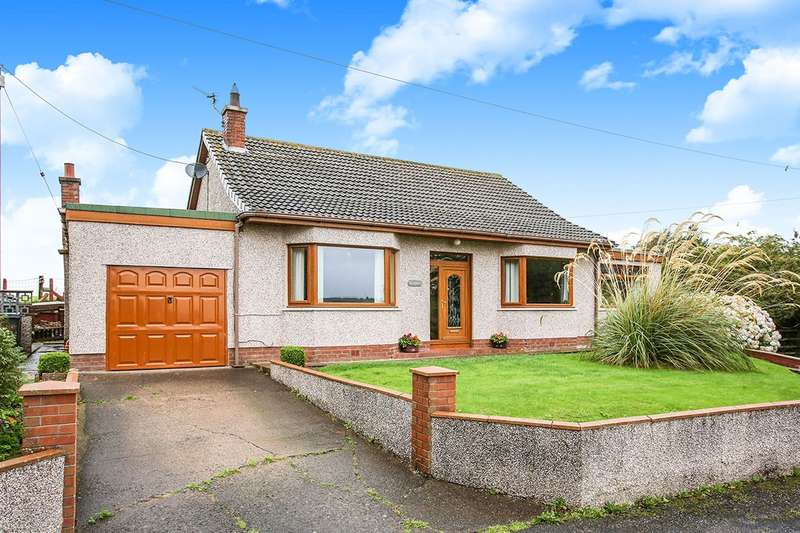 3 Bedrooms Detached Bungalow for sale in Newbie, Annan, Dumfriesshire, DG12