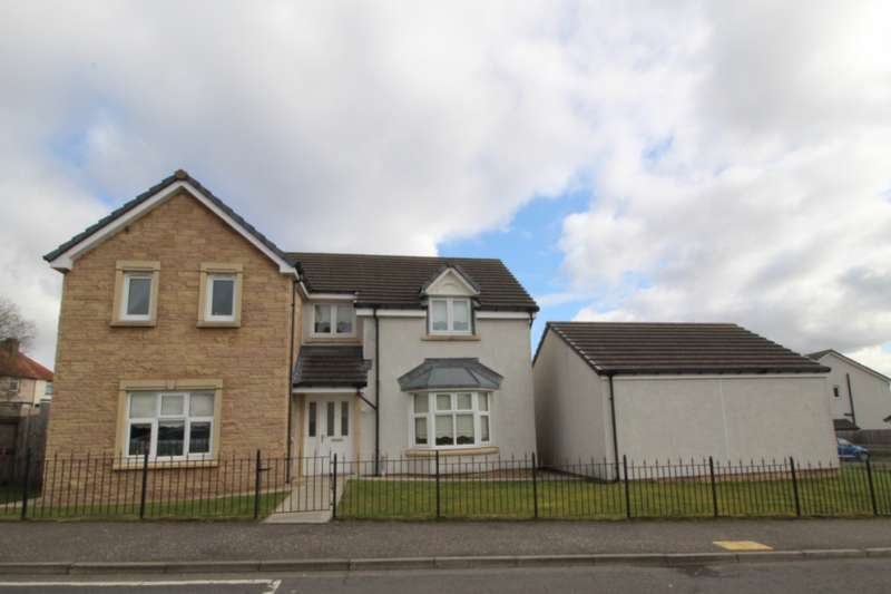 4 Bedrooms Detached House for sale in Lochty Road, Kinglassie, Lochgelly, Fife, KY5