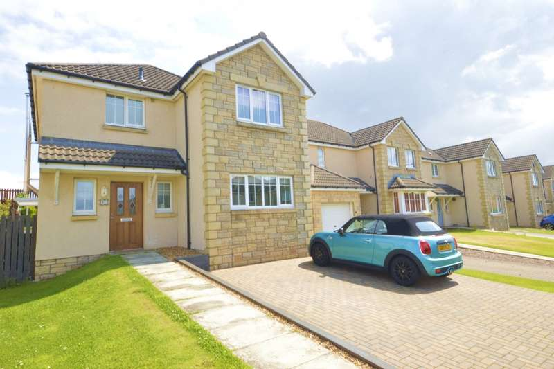 3 Bedrooms Detached House for sale in Bluebell Gardens, Cardenden, Lochgelly, Fife, KY5