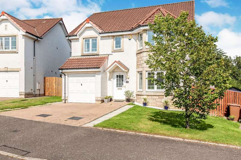 4 Bedrooms Detached House for sale in South Middleton, Uphall, Broxburn, West Lothian, EH52