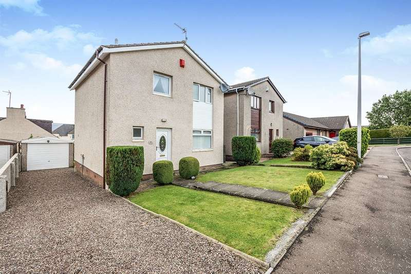 3 Bedrooms Detached House for sale in Paxton Crescent, Lochgelly, Fife, KY5