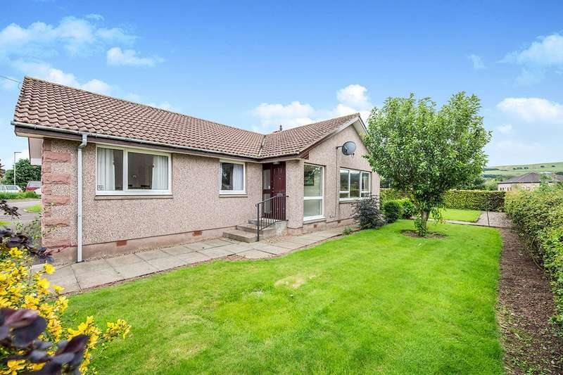 3 Bedrooms Detached Bungalow for sale in Kinnear Lane, Laurencekirk, Kincardineshire, AB30