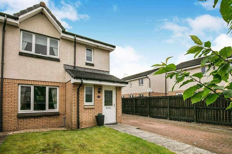 3 Bedrooms House for sale in Acorn Drive, Tullibody, Alloa, Clackmannanshire, FK10