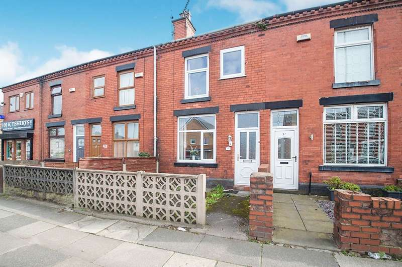2 Bedrooms House for sale in Manchester Road, Worsley, Manchester, M28